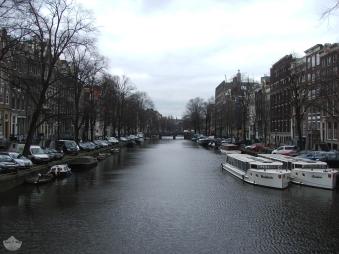 Singel from Oude Spiegelstraat