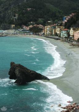 Beachrock, Monterosso Al Mare
