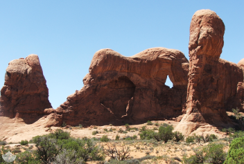 Parade of Elephants, Arches National Park