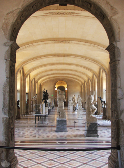 The Michelangelo gallery